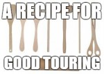 A Recipe for Good Touring